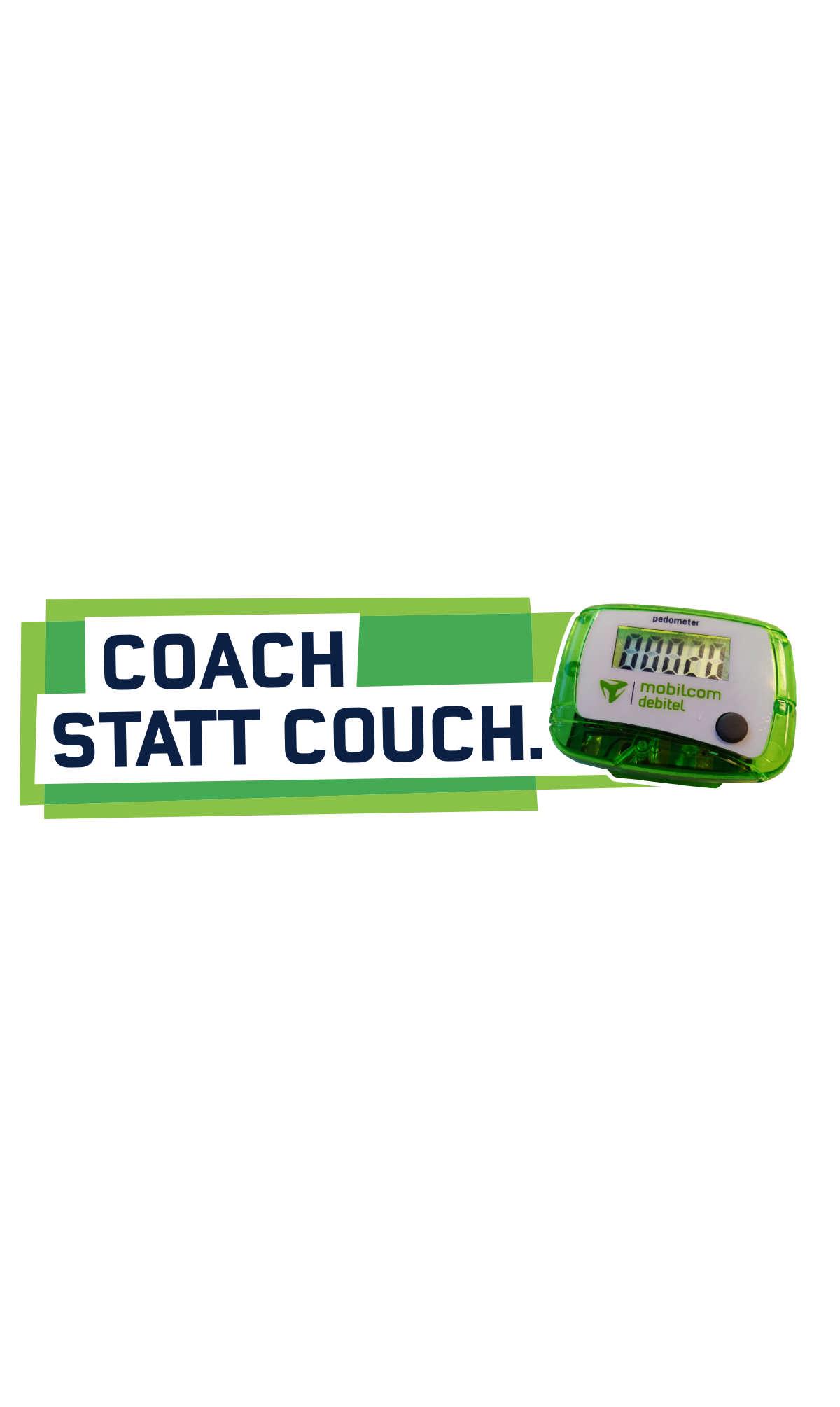 Mobilcom: Coach statt Couch