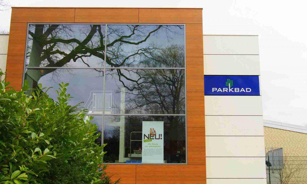 Das Parkbad in Volksdorf