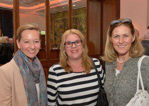 Drei PR-Frauen aus der Autobranche