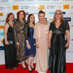 Lena Müthel, Tanja Stoltenberg, Tina Peinhart, Dajana Eder, Claudia Schulz