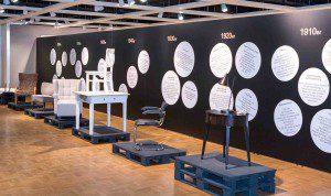 Azubi Ausstellung zum Thema Wohnen