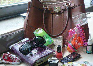 Handtasche Carolin Cords
