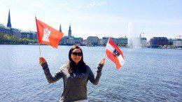 Österreicher in Hamburg