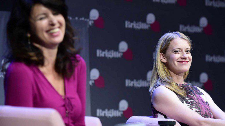 Brigitte Live: Gespräch mit Caroline Peters