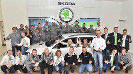 Auto Wichert Skoda Team