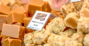 Whisky & Ginger Fudge