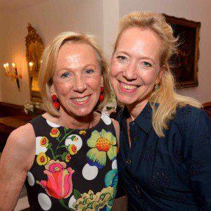 Dr. Brigitte Klapp und Alice Ascherfeld