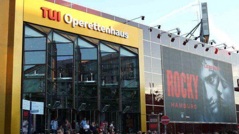 Musicals im Operettenhaus Hamburg
