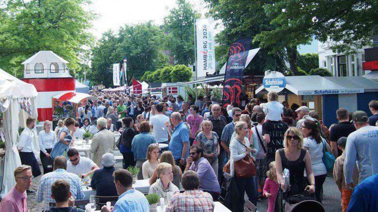 Eppendorfer Landstraße Straßenfest