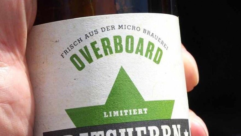 Ratsherrn Overboard Craft Beer