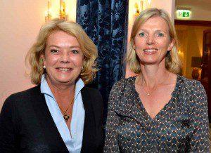 Susanne Rumbler und Kirsten Dahler
