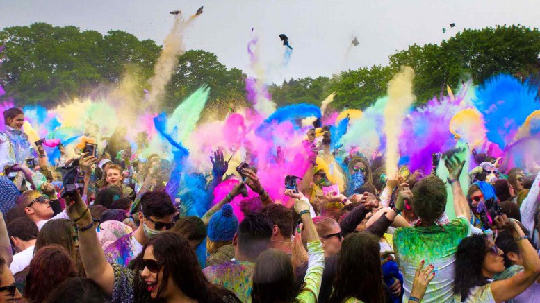 Holi Festival of Colours Hamburg