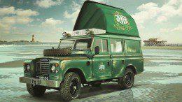 Der Jever Land Rover Defender