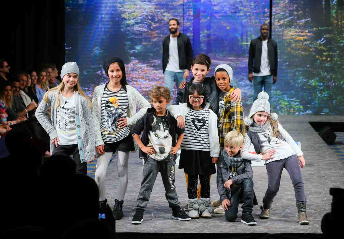 Ernsting's family Herbst und Winter Fashion Show 2015