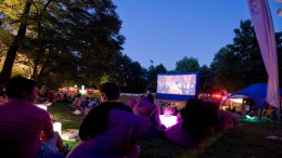 Open Air Schanzenkino