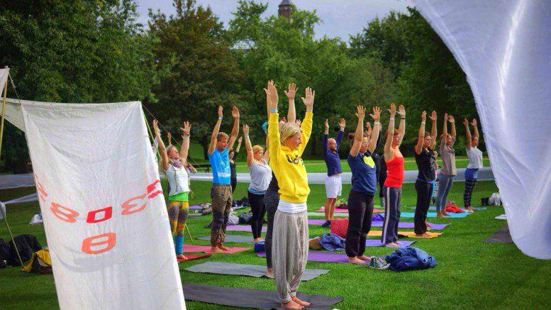 Yoga.Wasser.Klang.Hamburg