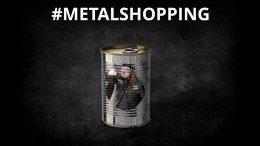 Deezer Heavy Metal Shopping