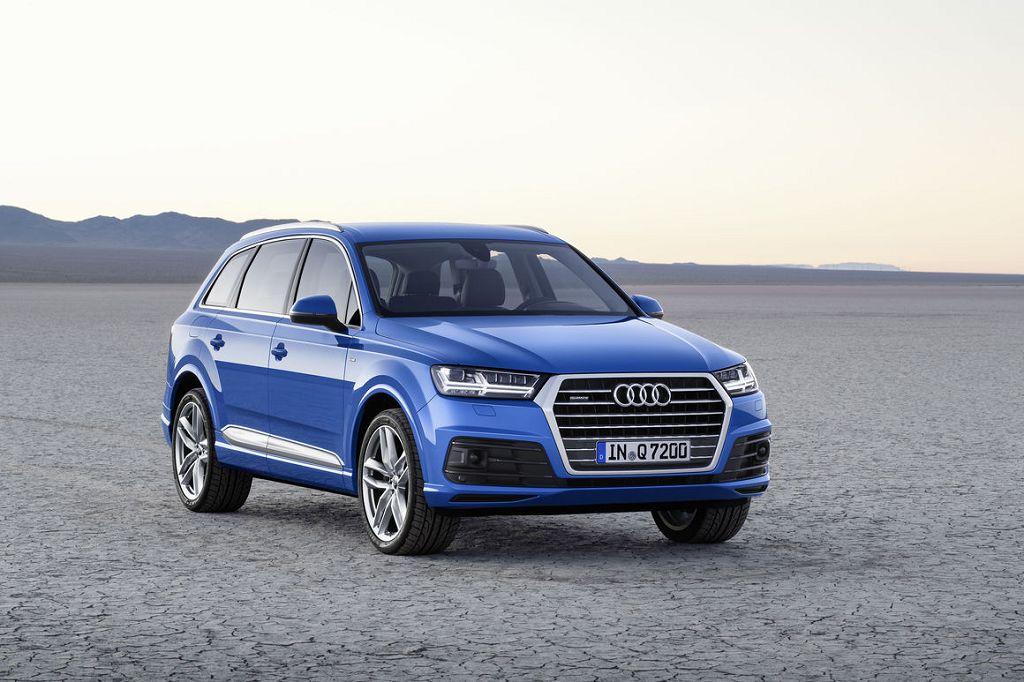 Der neue Audi Q7 - Markteinführung am 12. Juli 2015
