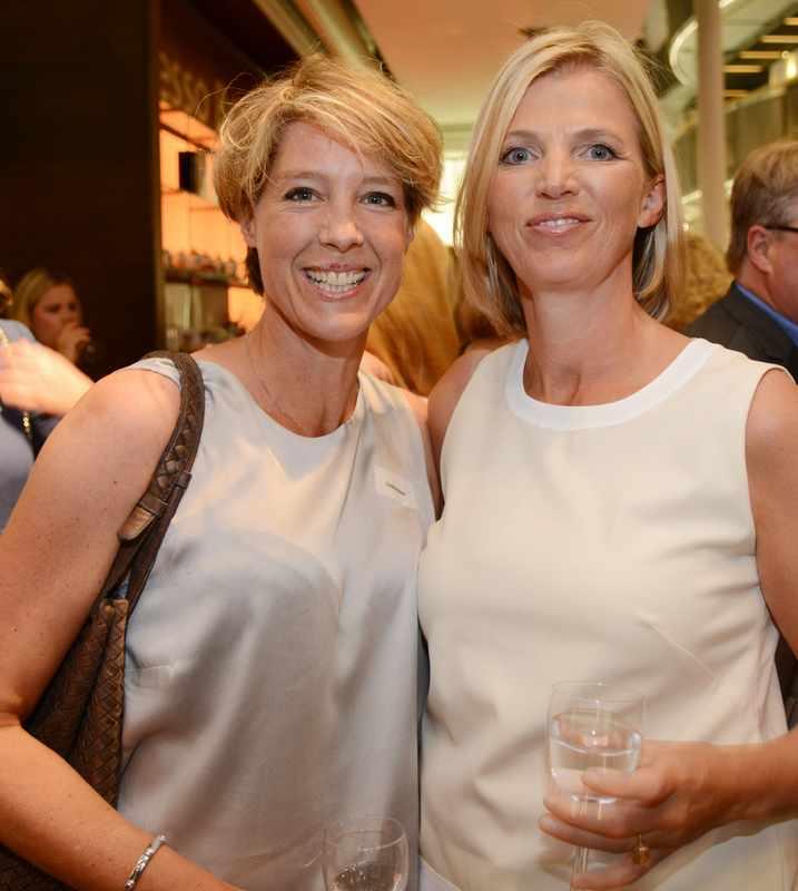 Christina Block und Kirsten Dahler