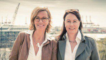 Claudia Seehusen und Anja Engelke_Initiatorinnen Wi mook dat 2015