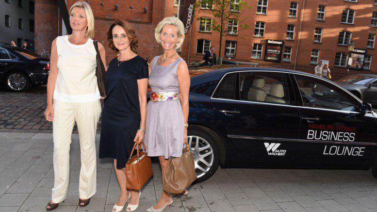Woman Business Lounge Hamburg