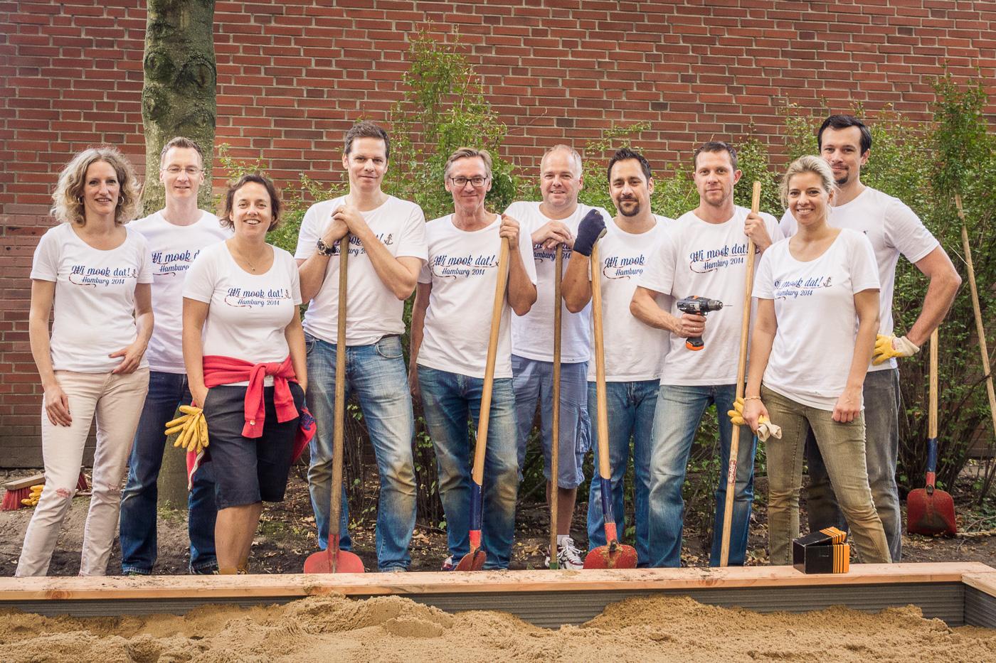 Wimookdat_2014 Gebr Heinemann Team