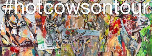 Hot Cows von Sabina Bockemühl