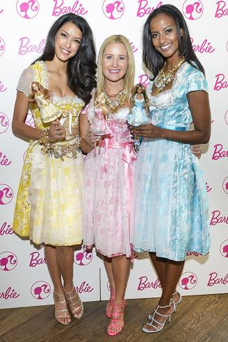 Barbie Dirndl
