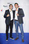 Boxer Abel und Noel Gevor