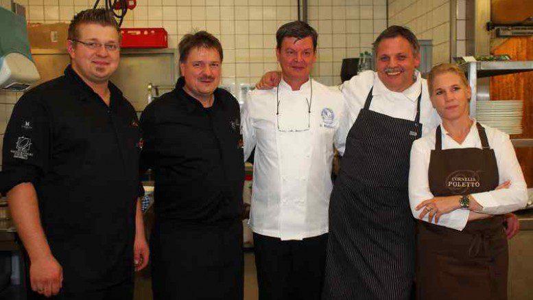 Die Köche: 29. Schleswig-Holstein Gourmet Festival 2015