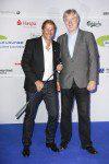 Peter Merck Gl und Alexander Hildebrand BMW