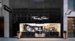 Thomas Sabo Flagship Store Hamburg Neuer Wall 2015