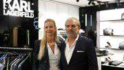 Opening Karl Lagerfeld Store Kaisergalerie