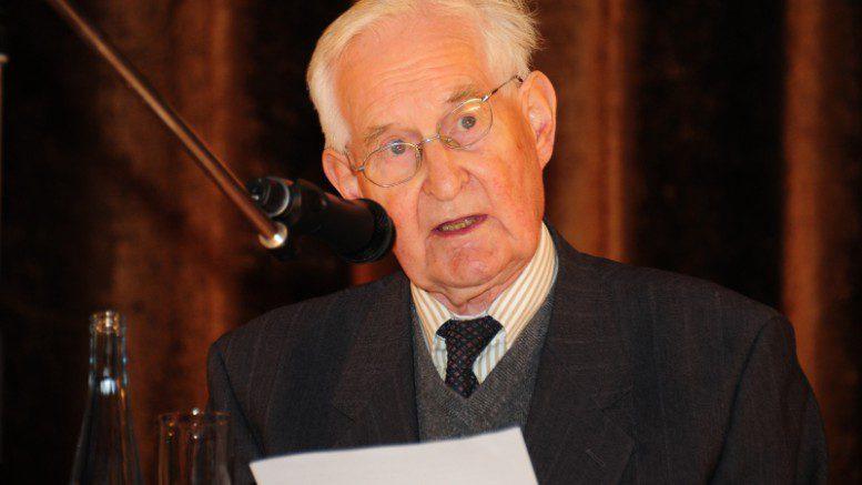 Professor Hans Rothe