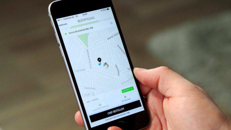 Uber CHEF on demand