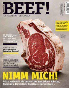 BEEF-Magazin-Titel