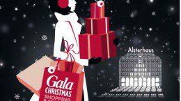 Gala Christmas Shopping Night 2015