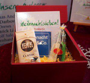 Weihnachtsgeschichten Geschenkbox