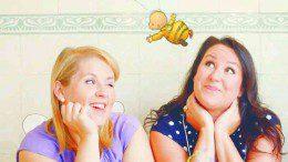 Maite Kelly und Britta Sabbag