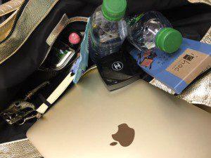 Handtaschen-Inhalt Ella Deck