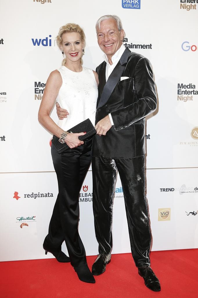 Grit Weiss und Jo Groebel © Franziska Krug für Henke ...