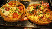 Joey's Frühstücks-Pizza to go