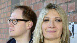 Boriana Dimitrova und Niels-Henrik