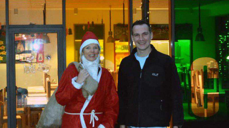 Kirsten Dahler und Tobias Lucht