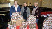 Spendenübergabe Cornelia Poletto - HARDYS Manufaktur