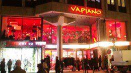 Neueröffnung VAPIANO Gänsemarkt Hamburg