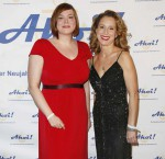 rouge et noir: Katharina Fegebank und Carol Veit