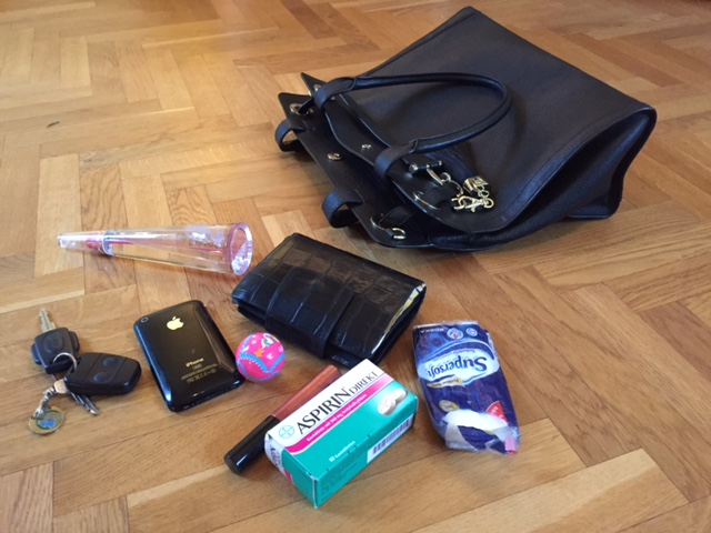 HandtaschenInhalt Anja Knoop
