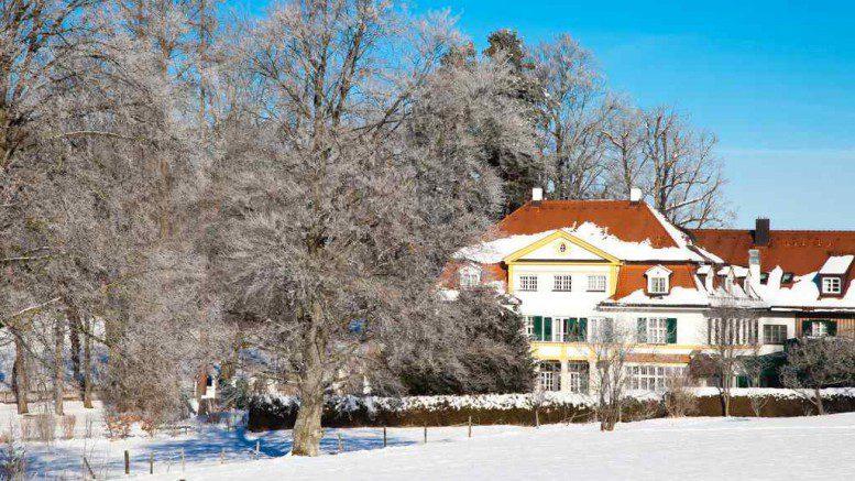 Schlossgut Oberambach am Starnberger See