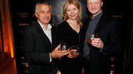 v.l.n.r. Matias Llobet, Dr. Tina Ingwersen-Matthiesen und Michael La Terriére (c) Borko